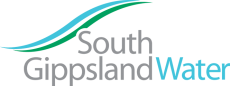 south gippsland water logo